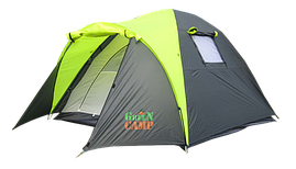 Палатка трехместная 1011 GreenCamp, фото 2
