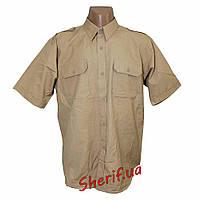 Рубашка с коротким рукавом  Rip-Stop Khaki,  MIL-TEC 10934004