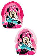 Кепки для девочек оптом, Disney ,52-54 рр., арт.MIN-A-HAT-145