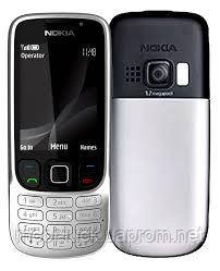 Оригинальный мобильный телефон Nokia 6303 1 sim, 2,2 дюйма, 3 Мп.