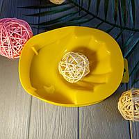 Ванночка для маникюра, пластиковая, цвета в ассортименте