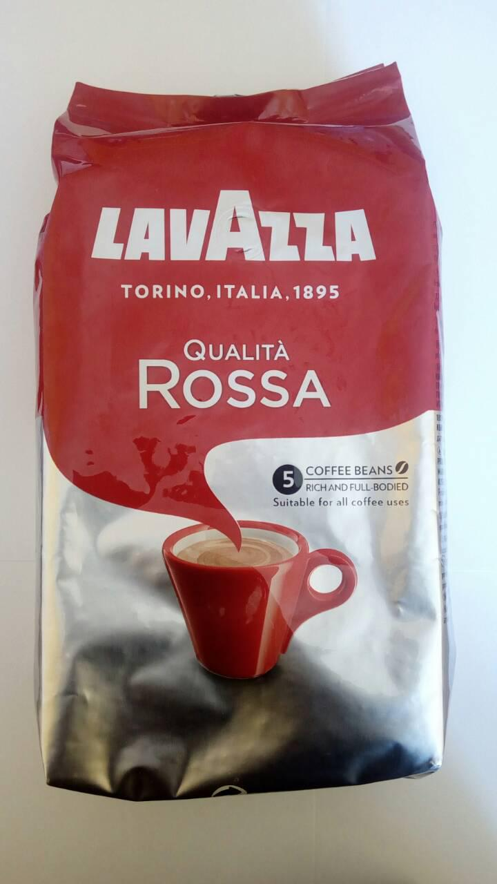 кофе лавацца квалита росса