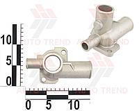 Патрубок водяной ВАЗ 2108 головки блока выпускной (АвтоВАЗ) 21080-1303014-10