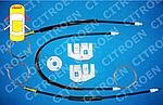 Ремкомплект стеклоподъемника Citroen C5 2001-2008