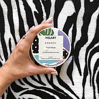 Натуральная маска для восстановления волос  Hillary BAMBOO Hair Mask 200 мл витамины, укрепление, эластичность