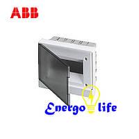 Щиток для автоматов ABB 12M, навесной, серия Basic M, BEF402212 (1SZR004002A2204)