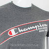 Спортивная футболка, Champion (серый меланж), фото 2