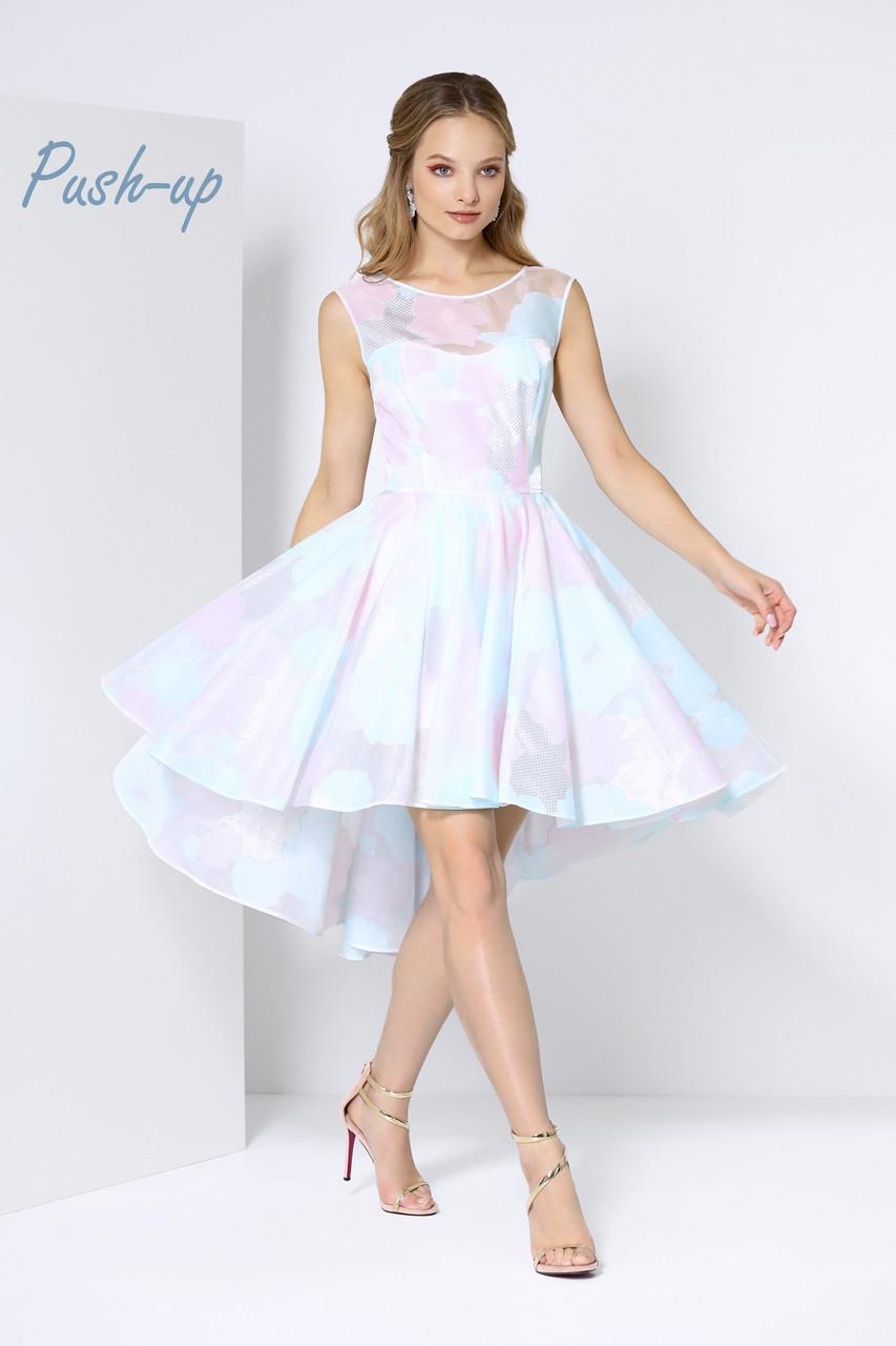 Нарядное женское платье Solomeya 1.733 Noche Mio
