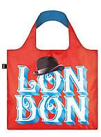 Сумка для пляжа и покупок ALEX TROCHUT London LOQI, фото 1