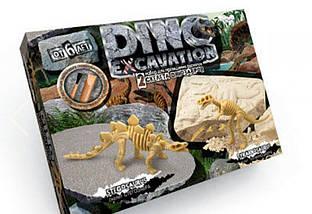 Детские раскопки динозавр