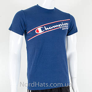 Спортивная футболка, Champion (Синий)