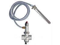 """Защитный термостатический клапан перегрева Watts STS 20, 97°С, 3/4"""", 1300 мм"""