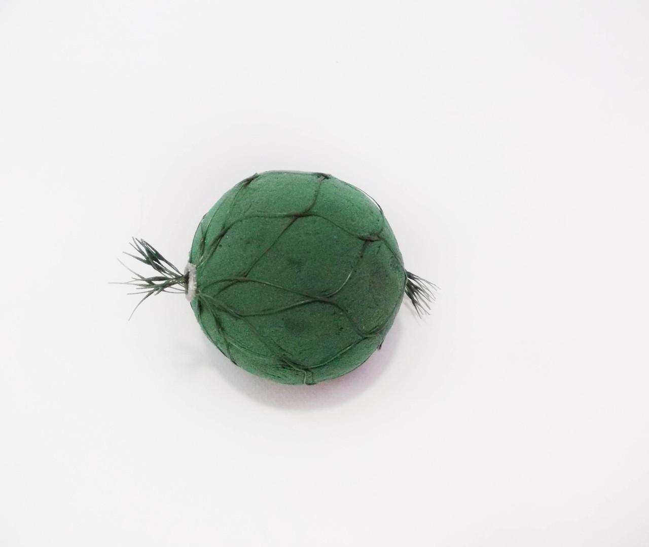 Флористическая пена в виде Шара 90 мм