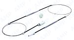Ремкомплект стеклоподъемника Citroen C6 2005-2012