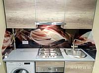Стеновая для маленькой кухни, фото 1