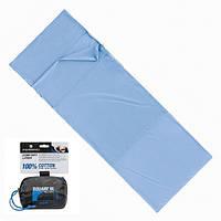 Вкладыш для спального мешка Ferrino Liner Comfort Light SQ XL Blue