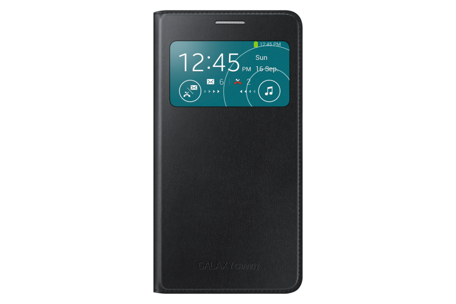 Dilux - Чехол - книжка Samsung Galaxy Grand 2 Duos G7102, G7106, G7108  S View Cover