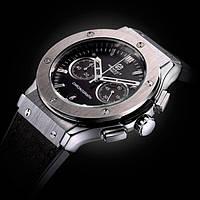 HEMSUT BIGBEN BLACK мужские кварцевые часы
