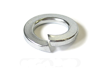 Шайба DIN 127 пружинная оц., нержавеющая А2, А4, бронзовая