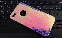 """Силиконовый чехол """"Хамелеон"""" для iPhone 4S/4"""