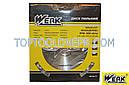 Пильный диск WERK 200х32х24зубов, фото 2