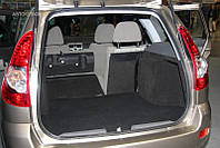 Ковер багажника ВАЗ-2171, завод, черный