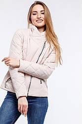 Стильная демисезонная куртка приталенного кроя.Размеры: 42-54