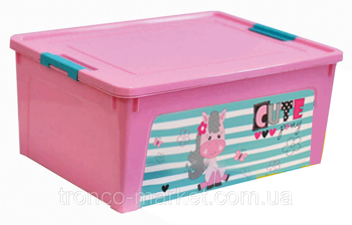 "Алеана Контейнер ""Smart Box"" с декором 7,9л. Pet Shop"