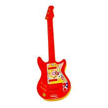 Детский музыкальный инструмент «Maximus» (5096) Гитара маленькая, (4 вида)