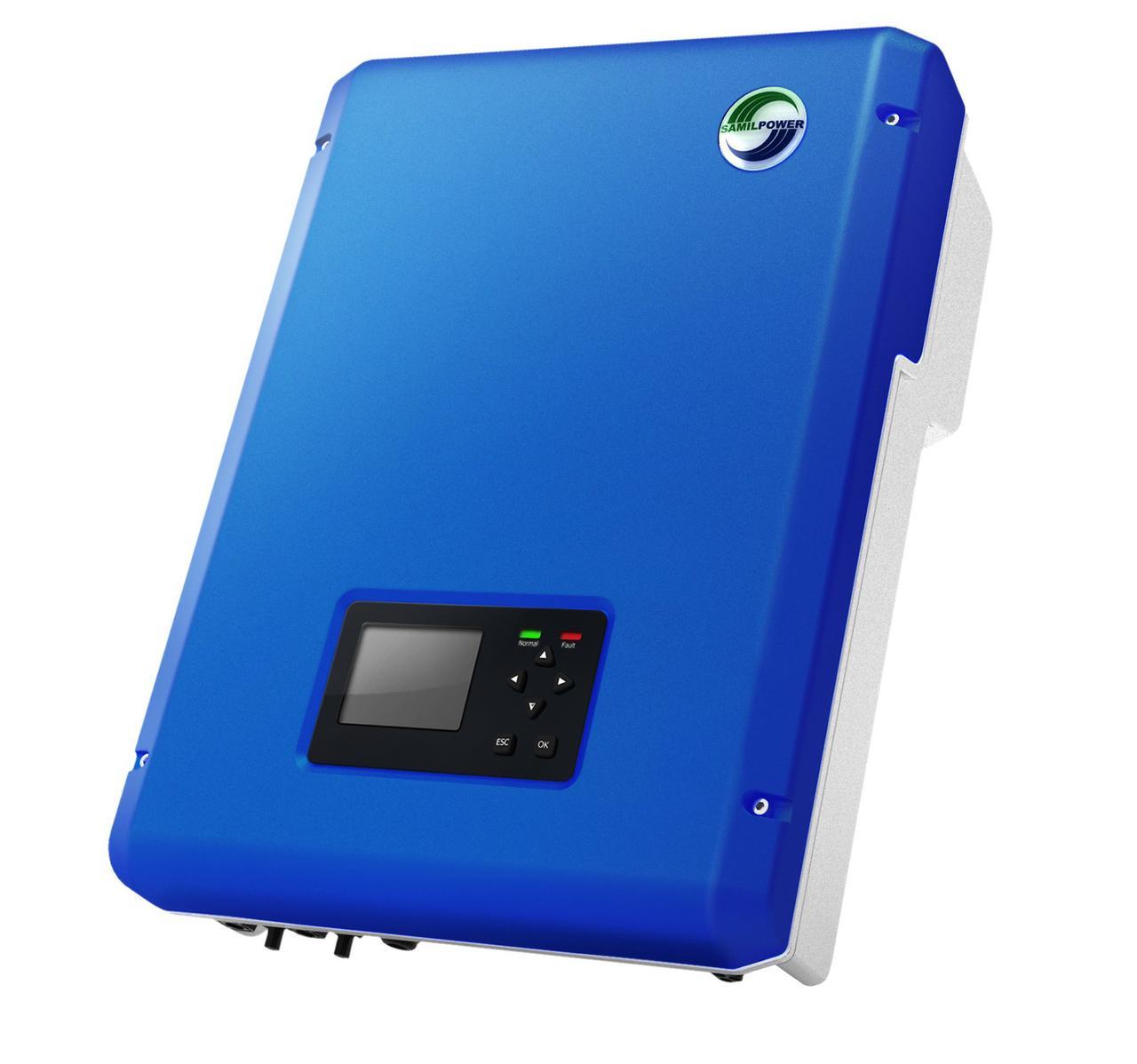 Сетевой инвертор SolarRiver 4000TL-D, 4 кВт 1-фазный