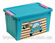 "Алеана Контейнер ""Smart Box"" с декором 3,5л. My car"