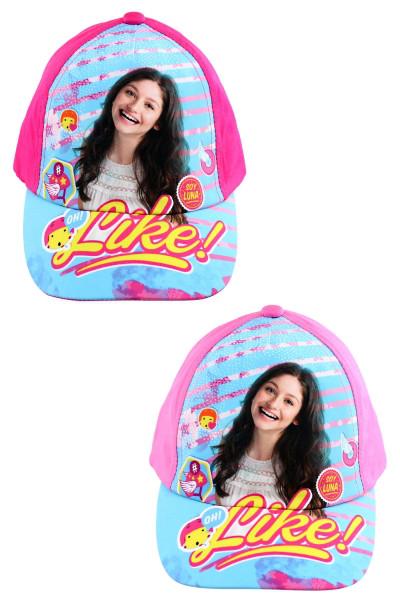 Кепки для девочек Disney 54-56 см.