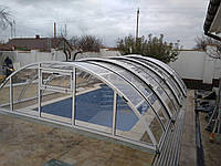Павильон для бассейна «classic L» по зимним ценам
