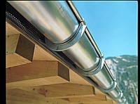 Водоотвод металлический для крыши | Цена системы водоотвода с кровли от производителя