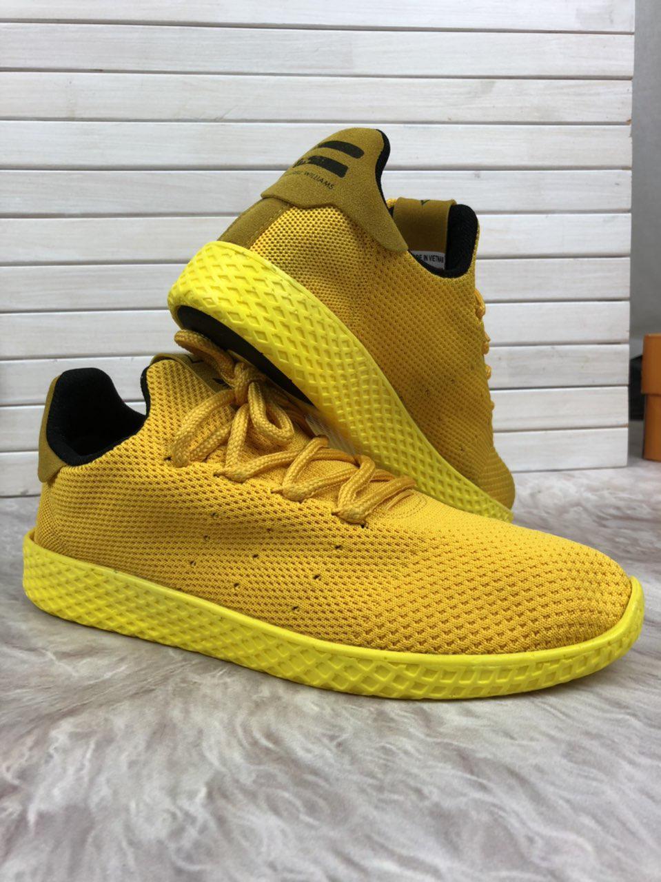 Кроссовки мужские Adidas D3039 желтые