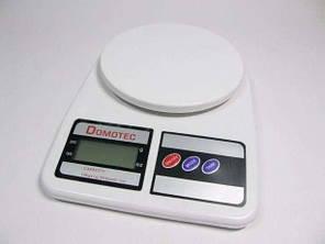 Весы кухонные Domotec Модель: ACS MS 400 до 10 кг