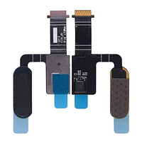 Шлейф (Flat cable) с кнопкой HOME для HTC 10 Lifestyle | One M10 (черный цвет)