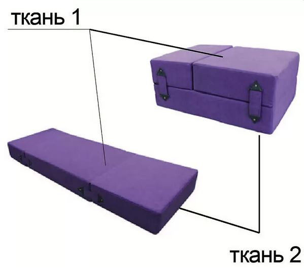 ПУФ ROLLER / РОЛЛЕР