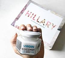 Нерафинированное кокосовое масло Hillary VIRGIN COCONUT OIL 100мл купить, отзывы, маска, применение