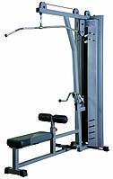 Комбинированный Блок для мышц спины (Верхняя и нижняя тяга) INTER ATLETIKA GYM BT118