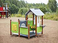 Игровой комплекс UniMini Abby для детей от 2 до 5 лет Hags (Швеция)