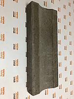 Желоб тротуарный, водосток тротуарный стенд 4-6 красный, Вибропрессованная