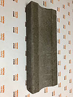 Желоб тротуарный, водосток тротуарный стенд 4-6 коричневый, Вибропрессованная