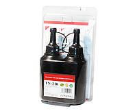 Комплект для заправки картриджа Pantum TN-210, Black, M6500, P2200/2207/2507, 2 x тонер + 2 x чип 1.6k