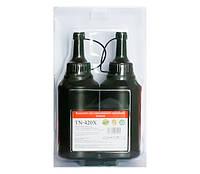 Комплект для заправки картриджа Pantum TN-420X, Black, M6700/M6800/M7100/M7200, P3010/P3300, 2 x тонер + 2 x чип 3k
