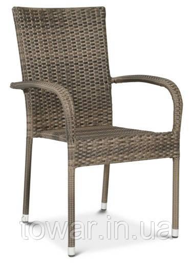 Садовий стул Fiesta Dolphin коричневий