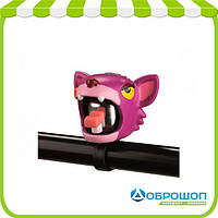 Crazy Safety Звонок на руль Чеширский кот (Cheshire Cat)