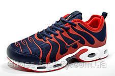 Мужские кроссовки Nike в стиле Air Max Plus TN Ultra, Red\Blue, фото 2