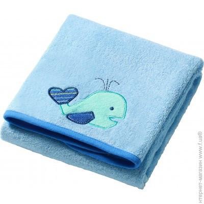 Детское махровое полотенце    тм Babyono 70х140
