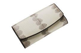 Гаманець зі шкіри змії Ekzotic Leather жіночий (snw01)